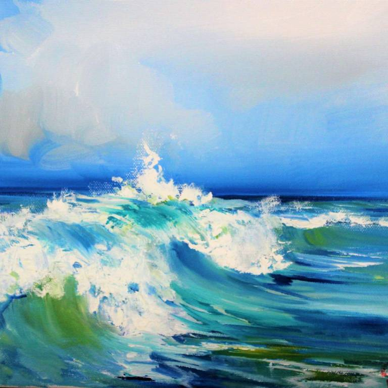 Rosanne Barr - Frothy Waves