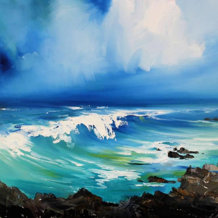 Rosanne Barr - Making Waves