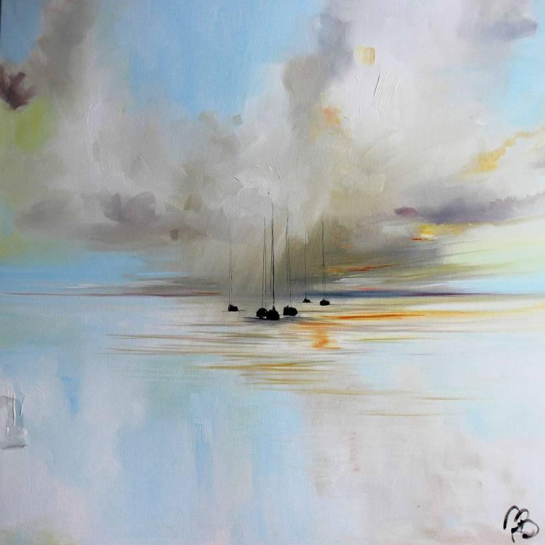 Rosanne Barr - Shifting Clouds