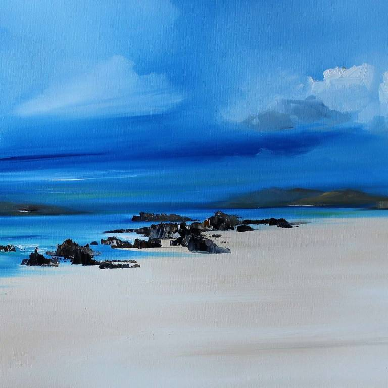 Rosanne Barr - Walking Across The Bay