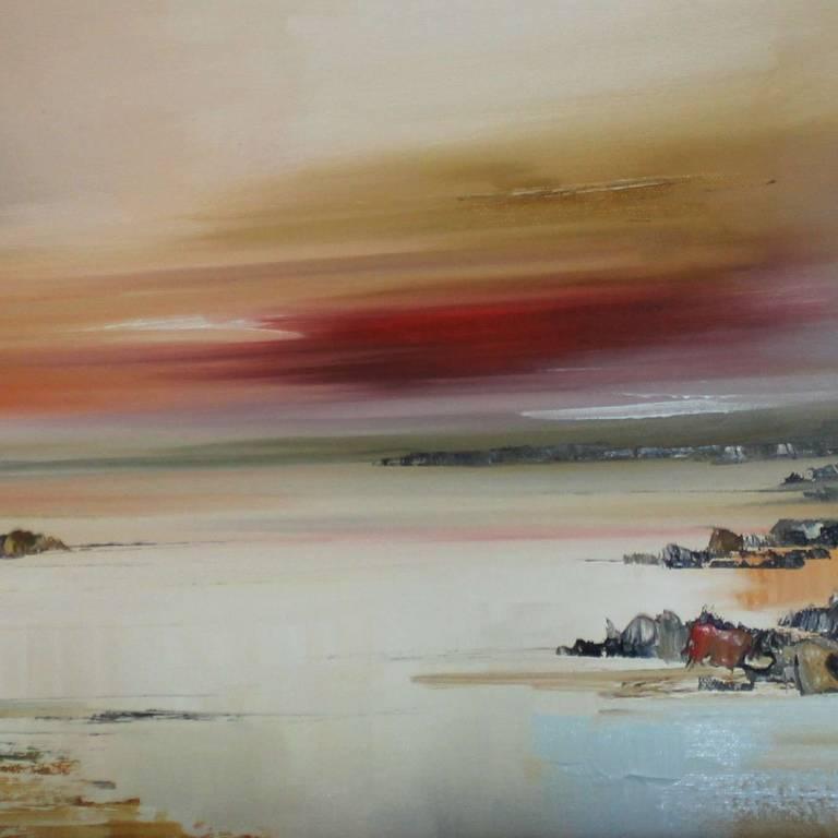 Rosanne Barr - Cloud Looming Over The Headland