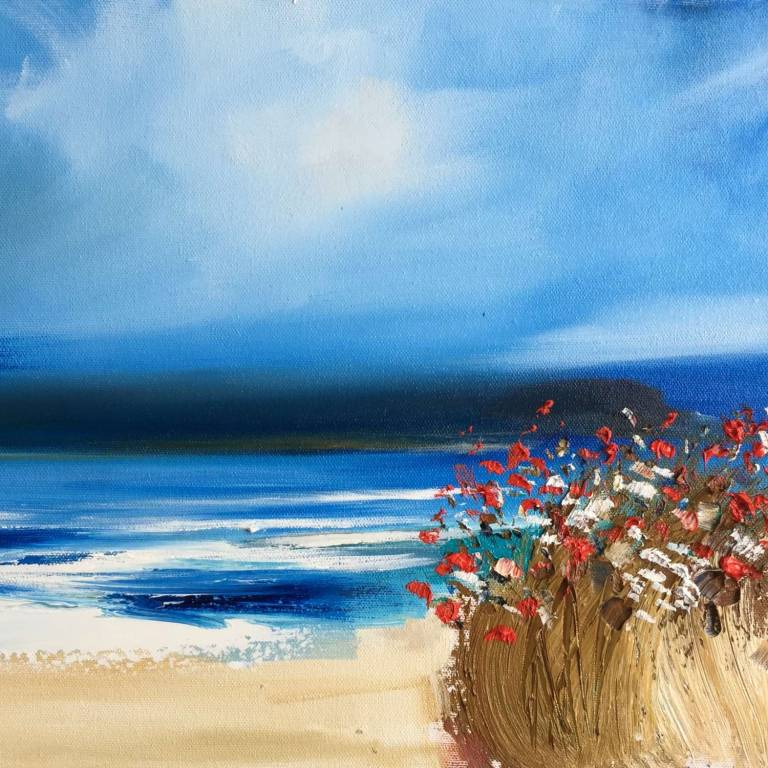 Rosanne Barr - Poppies In The Wind