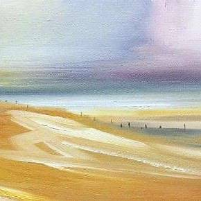Rosanne Barr - On A Hill By The Sea