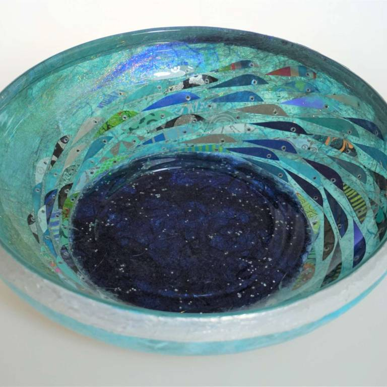 Margaret  Johnson - Large/Medium Pool Bowl