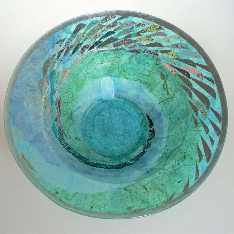 Margaret  Johnson - Large Luna Bowl