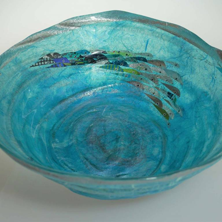 Margaret  Johnson - Small Whirlpool Bowl