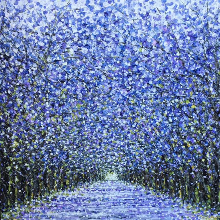 Alison Cowan - Lavender Trail