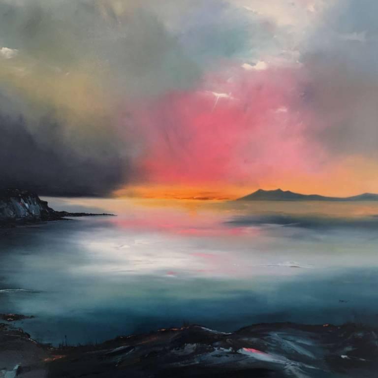 Linda Park - Winter Warmth, Tarskavaig, Isle Of Skye