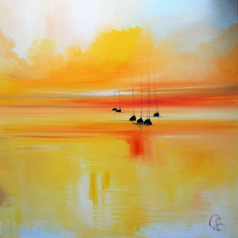 Rosanne Barr - Deep Yellow Night