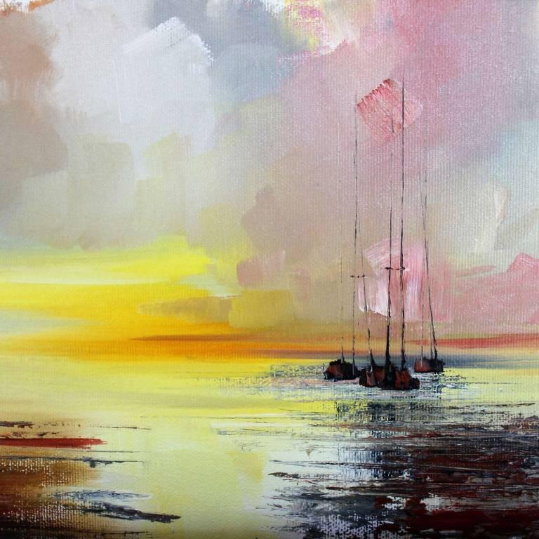 Rosanne Barr - Pink Clouds