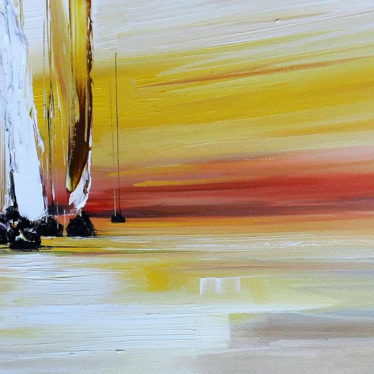 Rosanne Barr - Sails Catching The Light