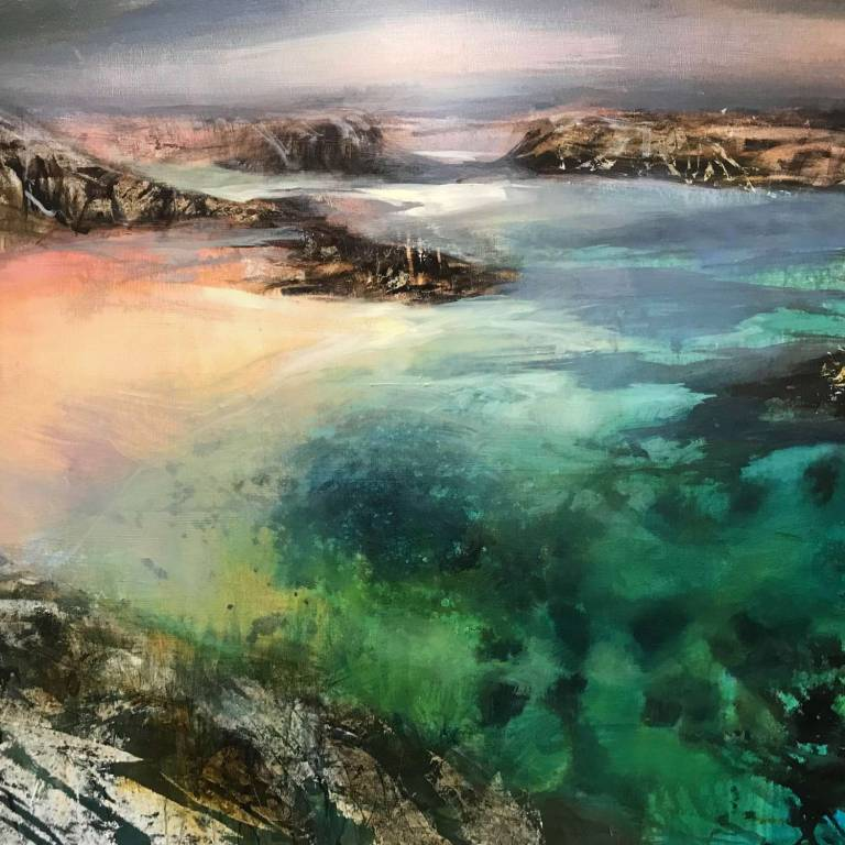 Beth Robertson Fiddes - Iona View