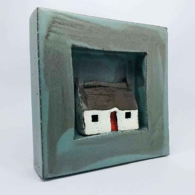 Pauline  Montgomery - Framed Bothy