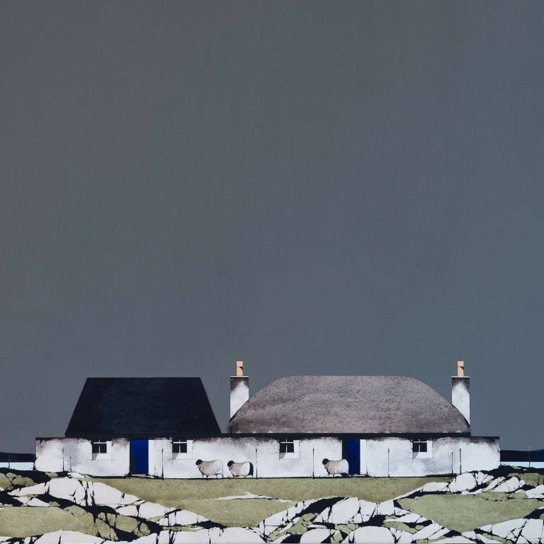 Ron  Lawson - Balevullin Cottage, Tiree II