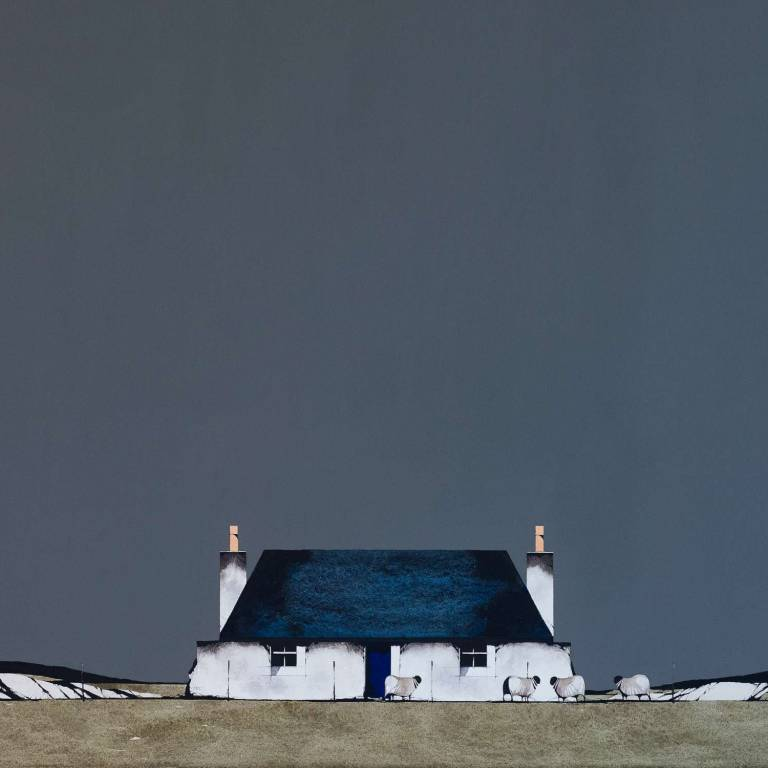 Ron  Lawson - Tiree Cottage