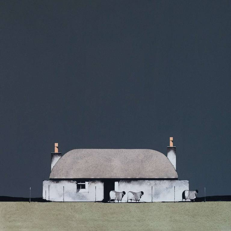 Ron  Lawson - Thatched Cottage, Scaranish, Tiree
