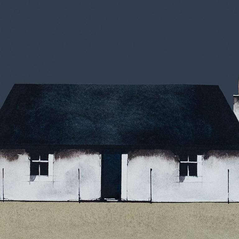 Ron  Lawson - Tiree's Eight Sheep