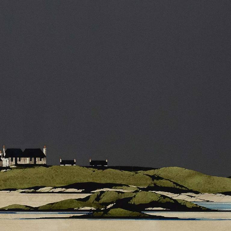 Ron  Lawson - Cornaig Beach, Tiree