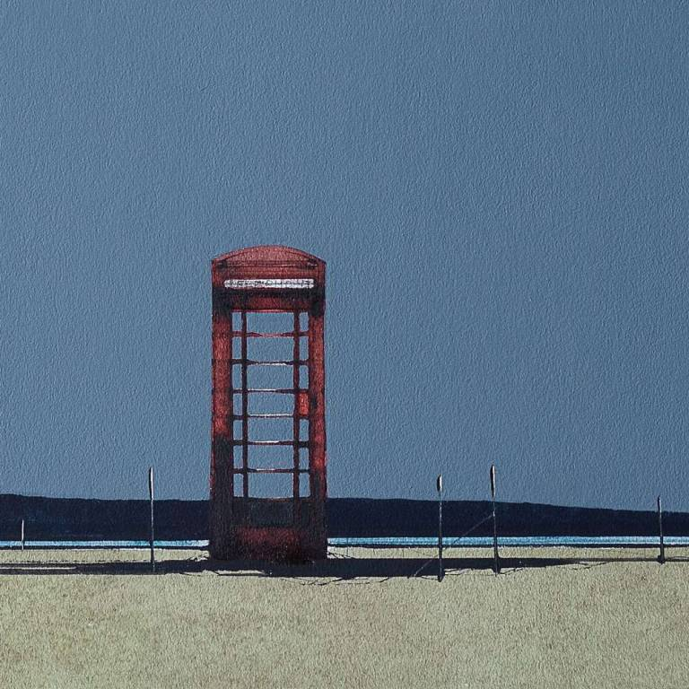 Ron  Lawson - Balevullin Telephone Box