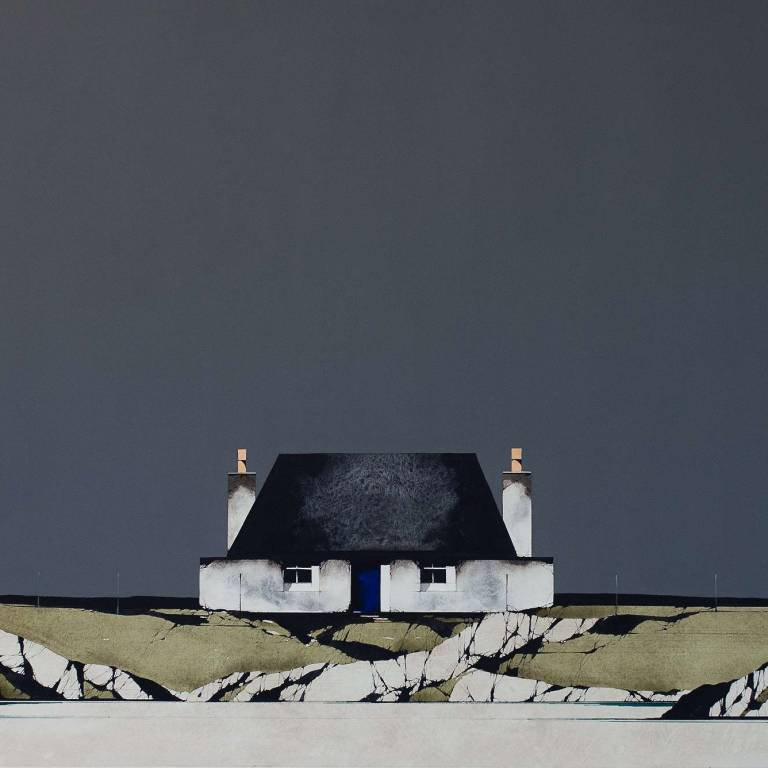 Ron  Lawson - Felter Cottage on Coast, Tiree
