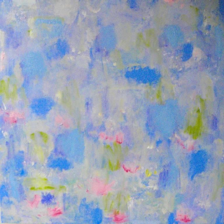 Alison McWhirter - Waterlilies