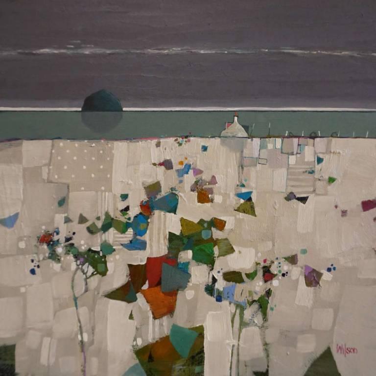 Gordon Wilson - Blue Mood, Ailsa Craig