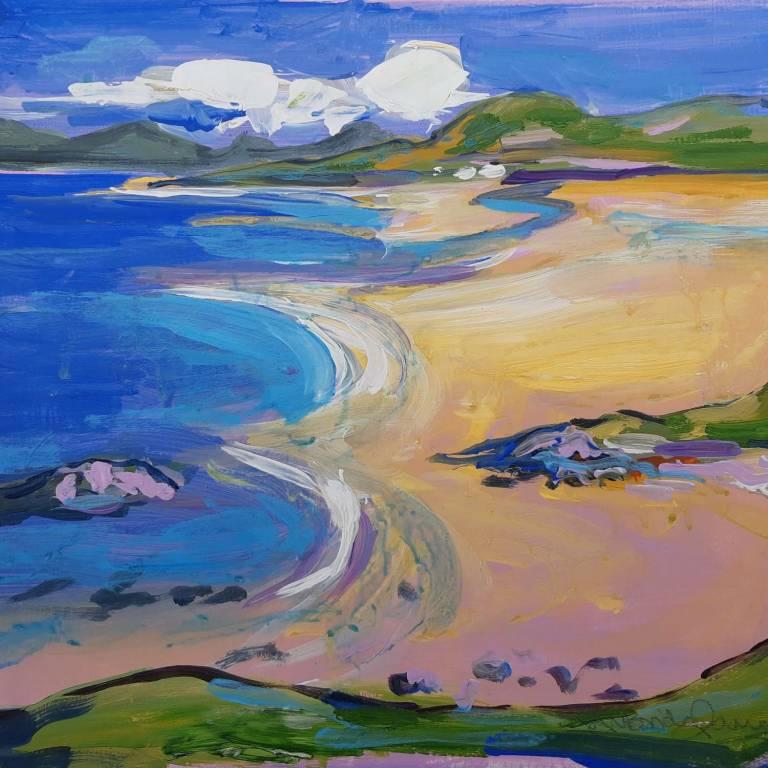 Judith Bridgland - Luskentyre Beach, Harris