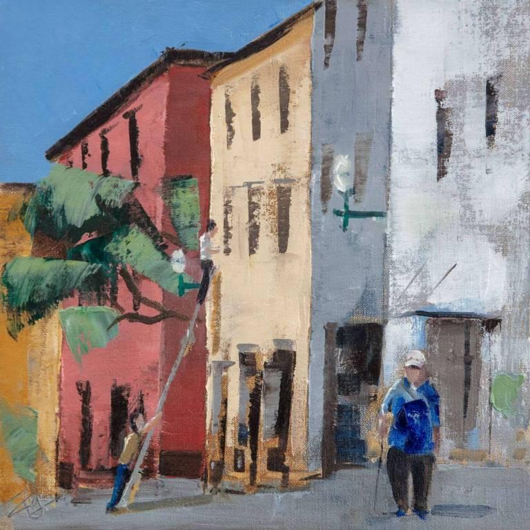 Paul Graham - Rua Da Conceicao, Funchal