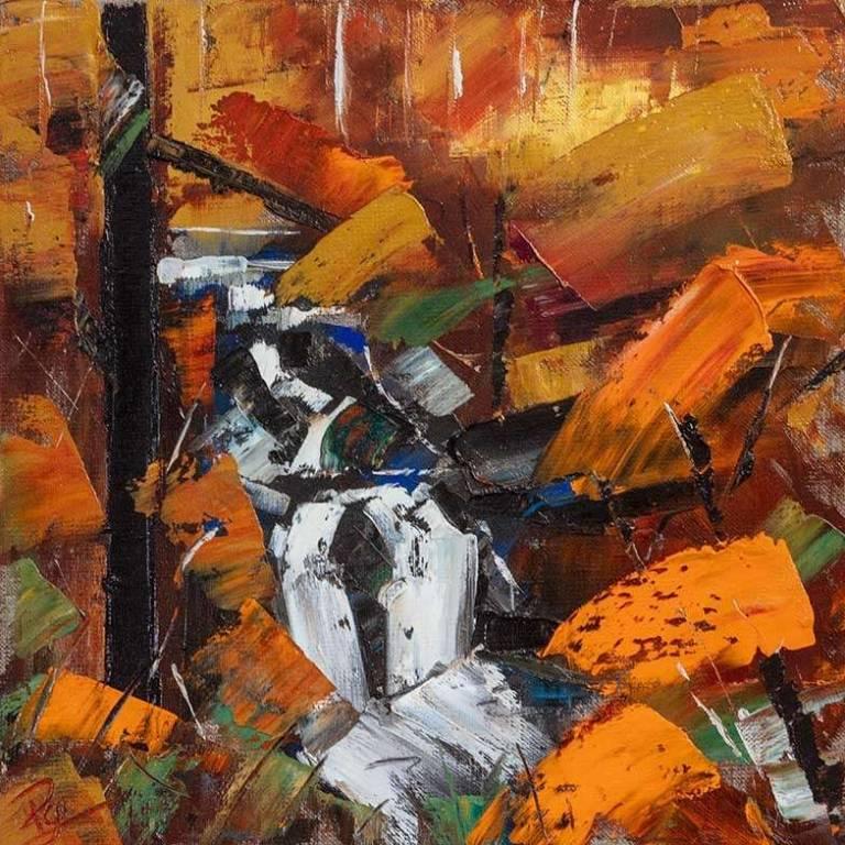 Paul Graham - Strone Hill Waterfall