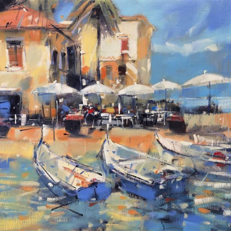 Peter Foyle - Limone, Lake Garda