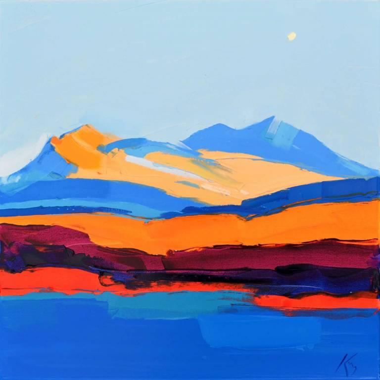 Peter King - Autumn Light Arran