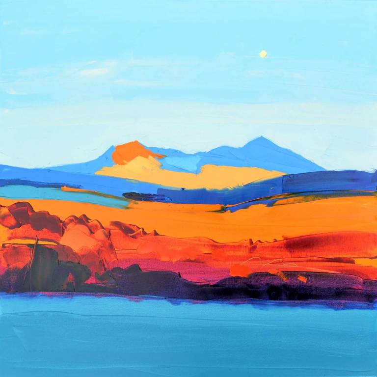 Peter King - Late Autumn Goat Fell