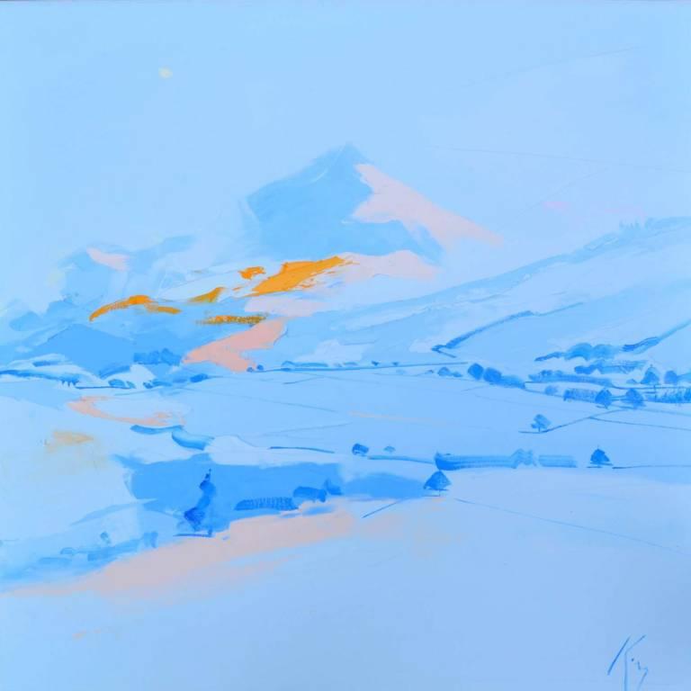 Peter King - Winter Light Schiehallion
