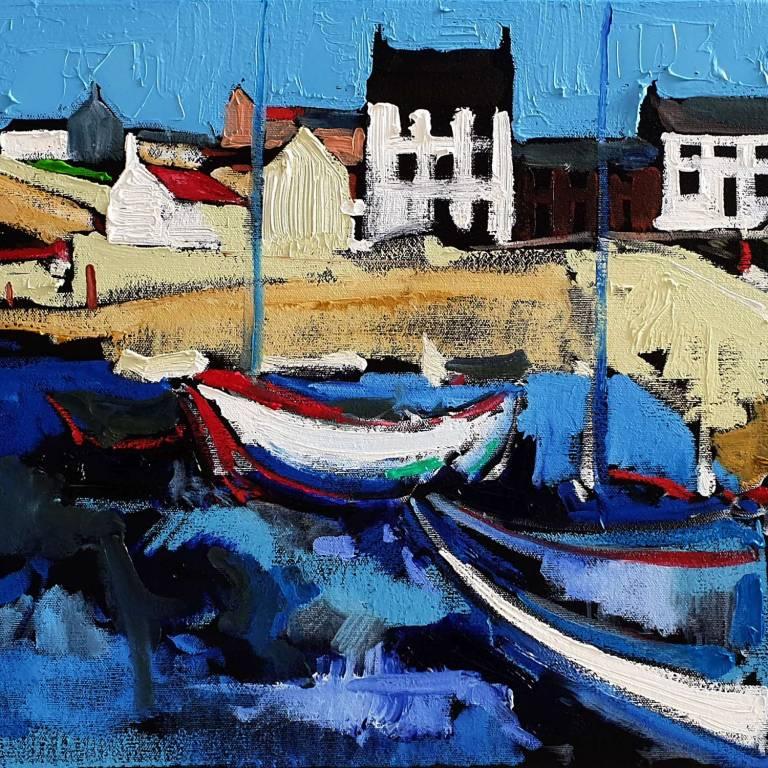 Ryan Mutter - Crail Harbour