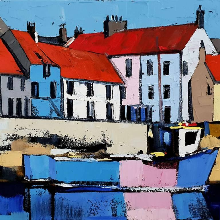 Ryan Mutter - St Monans Creel Boat
