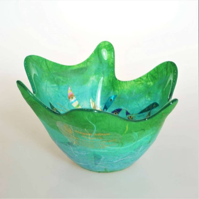 Margaret  Johnson - Small Splash Bowl