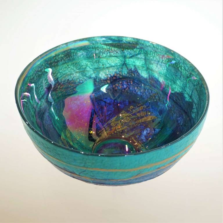 Margaret  Johnson - Small Ocean Bowl