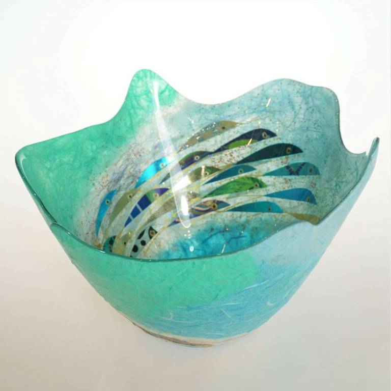 Margaret  Johnson - Medium Splash Bowl