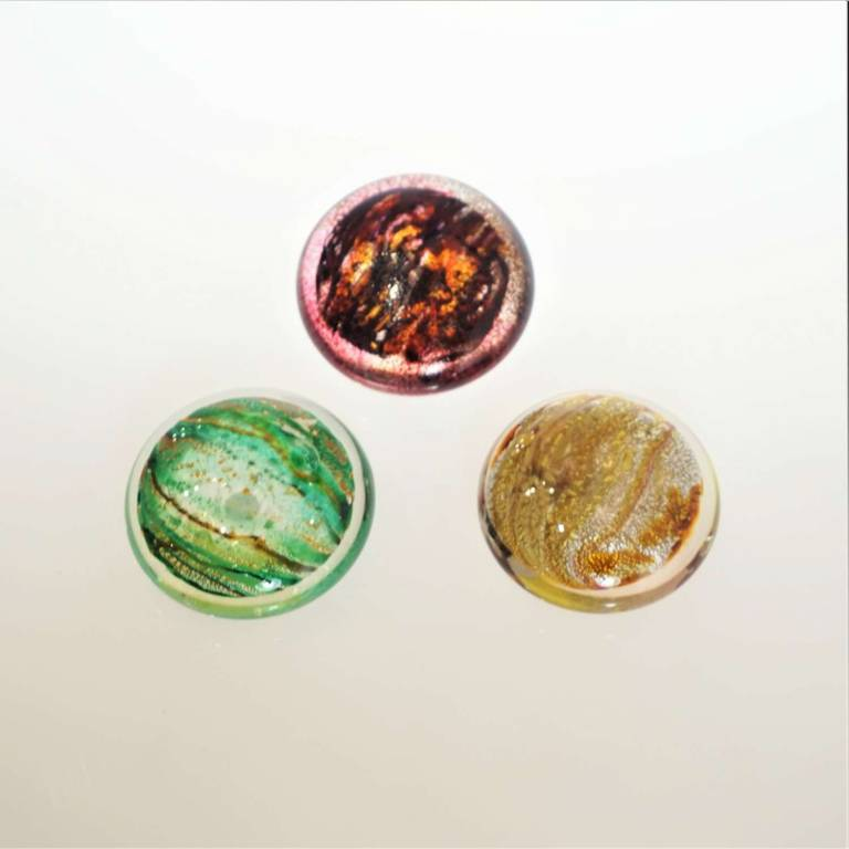 Oval Paperweights