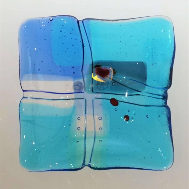 Kim Bramley - Tapestry Land Plate