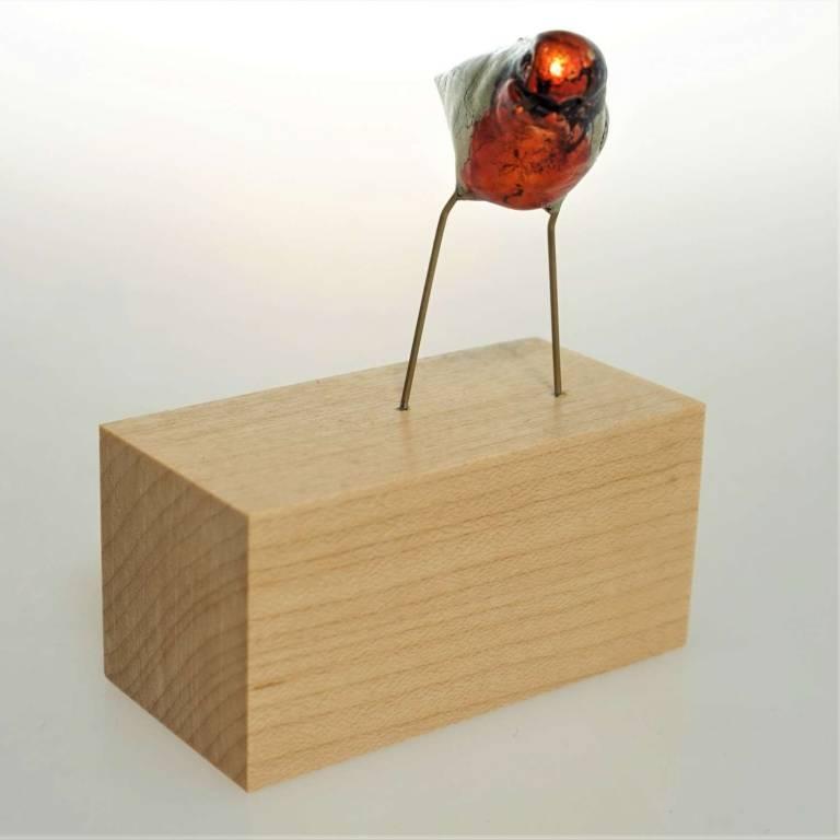 Robin Fox - Gilded Robin