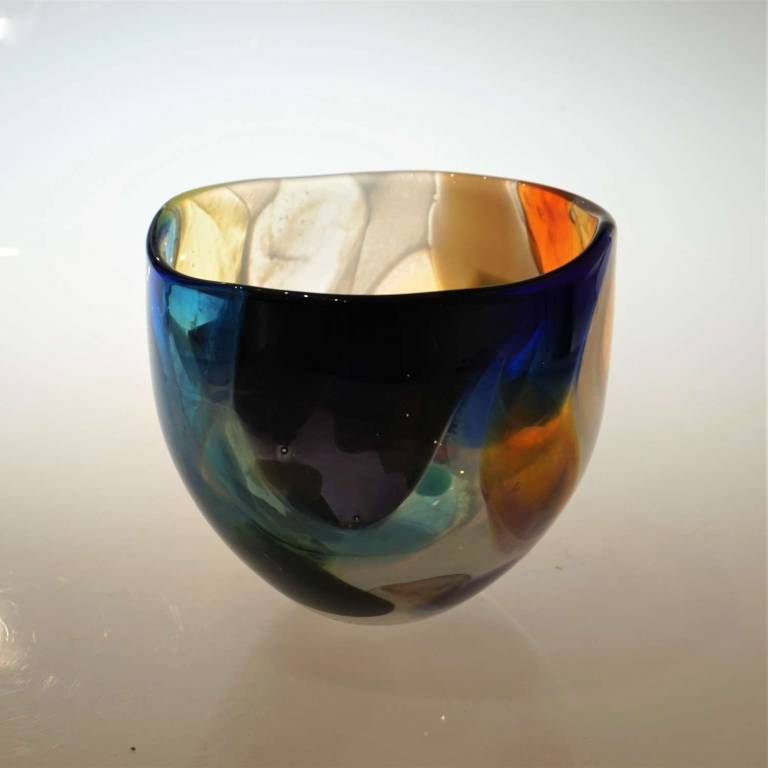 Shakspeare Glass - Medium Nougat Bowl