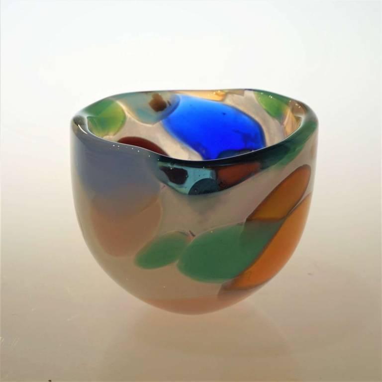 Shakspeare Glass - Small Nougat Bowl