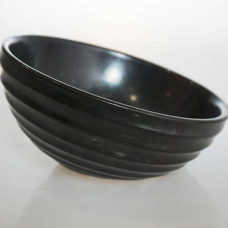 John Maguire - Sloping Black Bowl