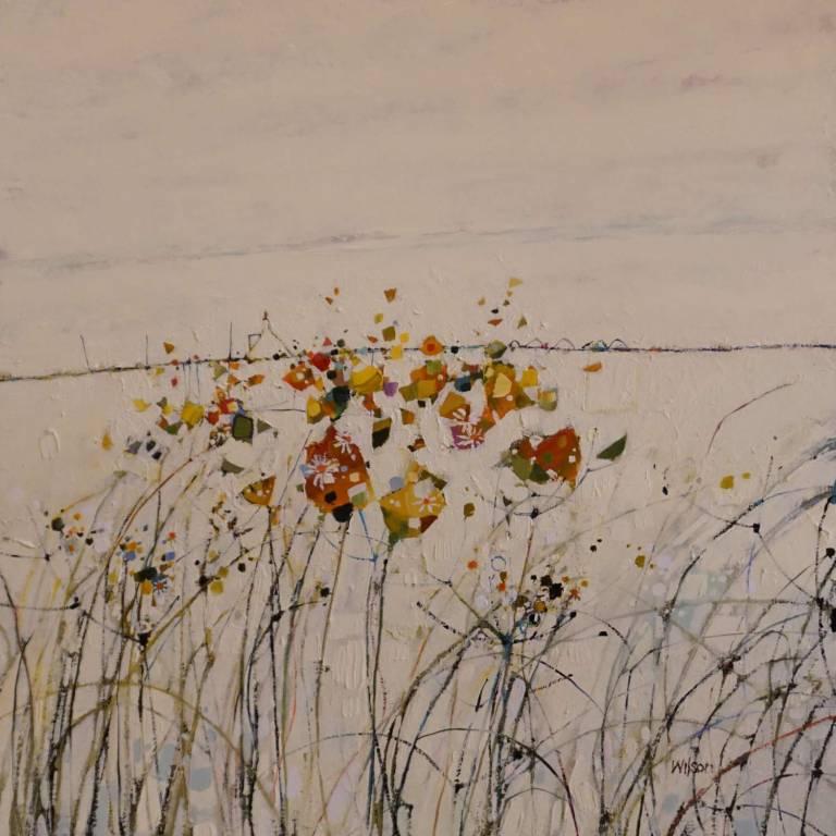 Gordon Wilson - Wild Flowers, Skye