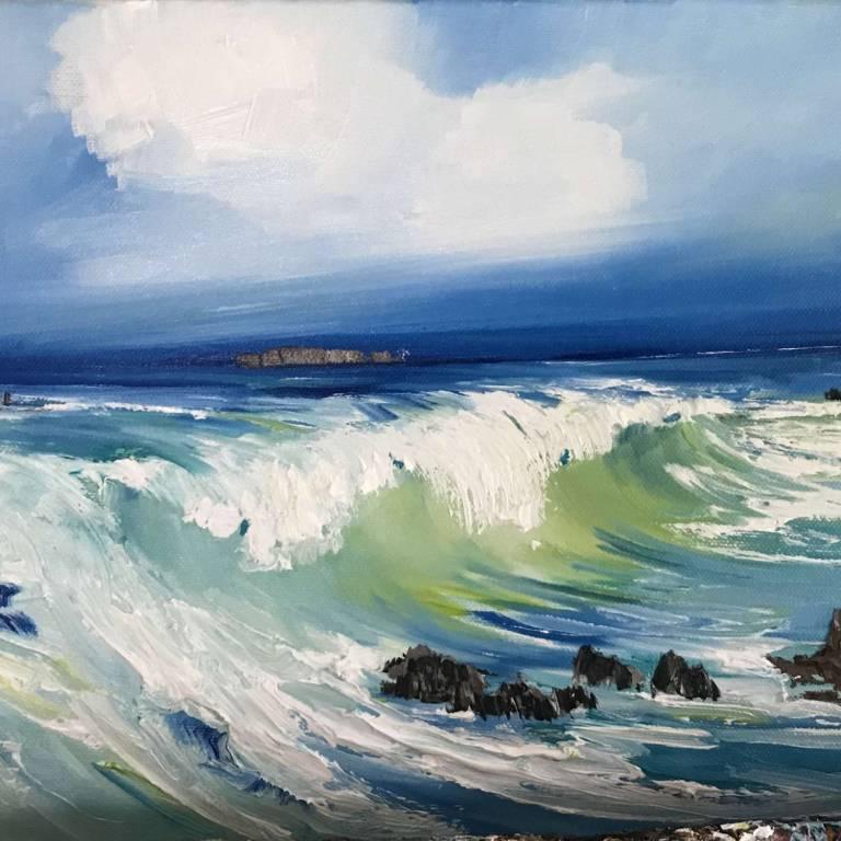 Rosanne Barr - North Sea Foam & Froth