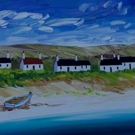Sheila Fowler - Cottages & Boats Tiree