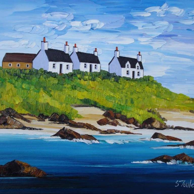 Sheila Fowler - Tiree Cottages