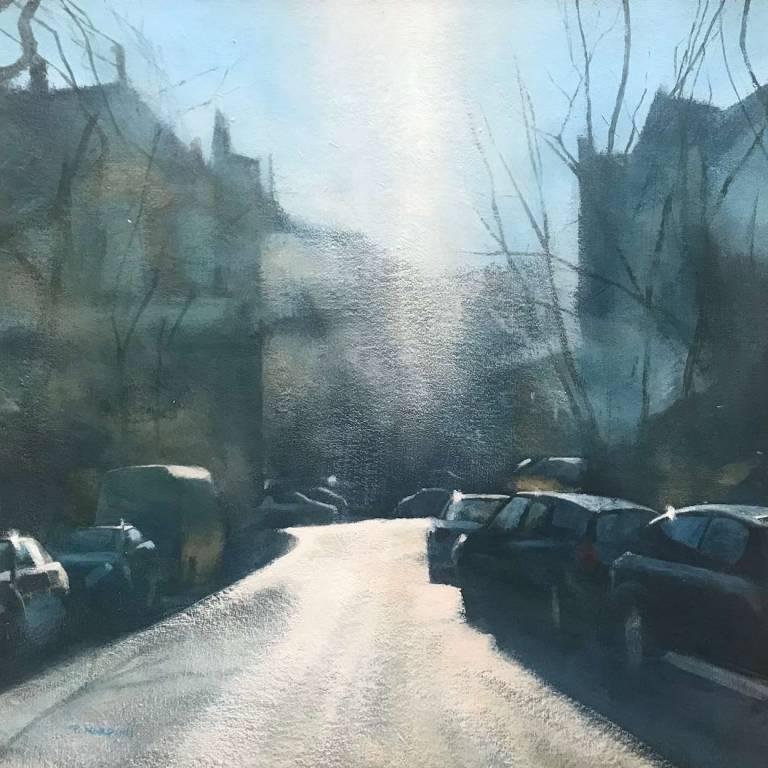 Peter Nardini - A Glasgow Sunset