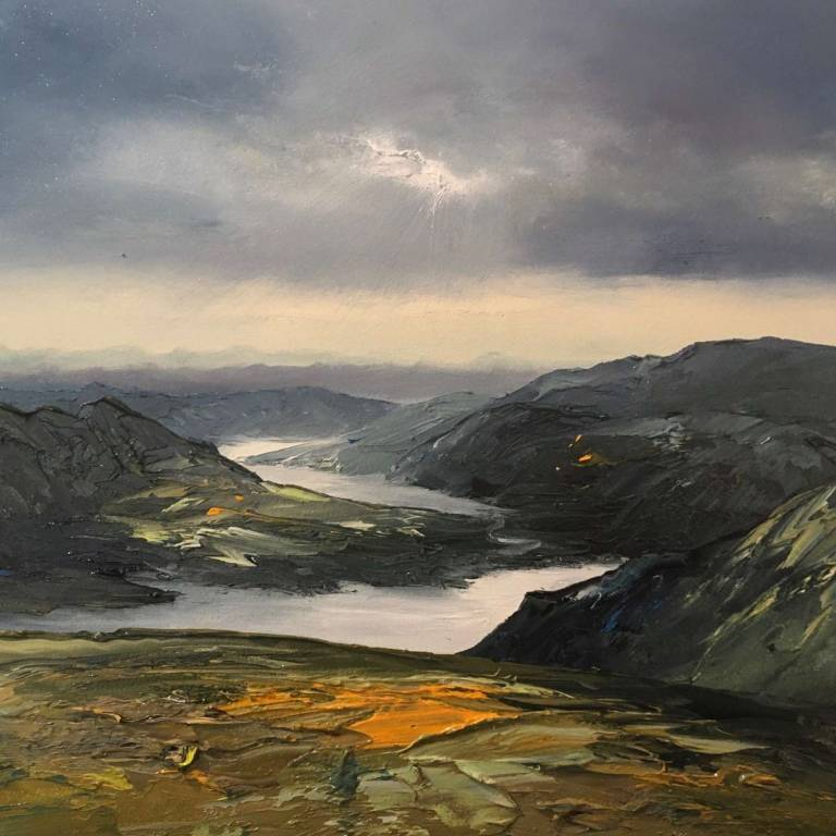 Linda Park -  Light On The Water, Torridon